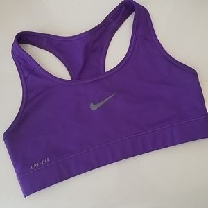 1-NIKE PRO - dri-fit sports bra